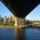 Sydney Harbour by bidya