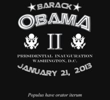 Barack Obama Inauguration by Samuel Sheats