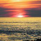 Sunset Beach by Sharon Woerner