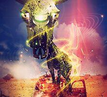 Devil by grafoxdesigns