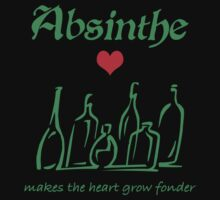 Absinthe Makes the Heart Grow Fonder by Samuel Sheats