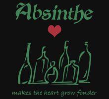 Absinthe Makes the Heart Grow Fonder by Samuel Sheats
