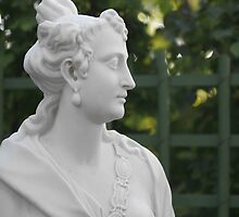 Marie Fournier wife of the Emperor Titus by mrivserg