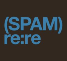 (Spam) Re:re! (Cyan type) by poprock