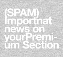 (Spam) Important news! (White type) by poprock