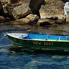 Row Boat by heavydpj