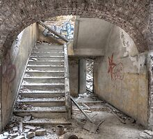 Stairs by Nicole W.