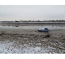 The River Crouch, Hullbridge, Essex Photographic Print