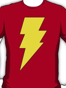 The Big Bang Theory - Sheldon Shirts - Shazam T-Shirt