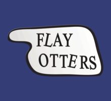 Fawlty Towers - Flay Otters by metacortex