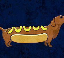 Wienerdog by SteveOramA