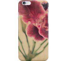Geranium Frills iPhone Case/Skin