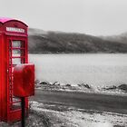 Hanging On The Telephone by derekbeattie
