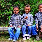 Three Boys by Simon Mears