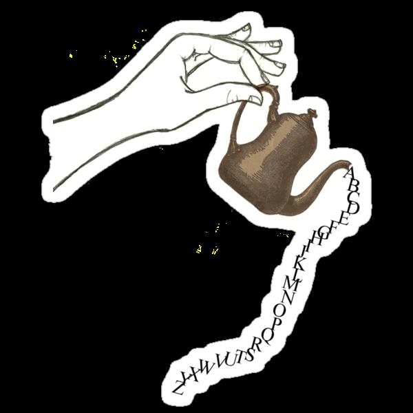Alphabet Tea by PotionOwl203