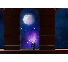 Somewhere in Time and Space Photographic Print