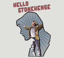 Hello Stonehenge by JellyDesigns