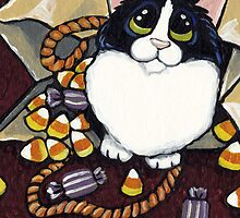Cat or Treat? by Lisa Marie Robinson