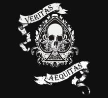 Veritas/Aequitas by MookHustle