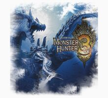 monster hunter by Steno92