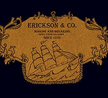 Erickson and Co. by deniigi