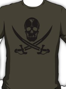 Martini Jolly Roger T-Shirt