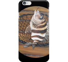 """Chris' Sheepshead."" iPhone Case/Skin"