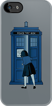 A magical box [Doctor Who, Narnia] by Ruwah