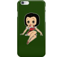 Annie: Teach Me How To Understand Christmas (No Text) iPhone Case/Skin