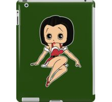 Annie: Teach Me How To Understand Christmas (No Text) iPad Case/Skin
