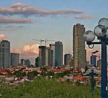 From Jaffa to Tel- Aviv. The Lamp by Nira Dabush
