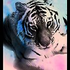Pastel Tiger by klh0853