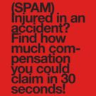 (Spam) Injured! (Black type) by poprock
