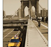 Brooklyn Bridge by kc135
