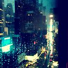 New York - Blade Runner Style by kc135