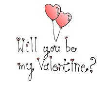 Will you be my sweet Valentine? by Simplastic
