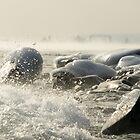Crashing Winter by Sian Houle