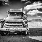 Old Truck by Carlos Restrepo