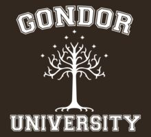 Gondor Uni WHITE by Unicorn-Seller
