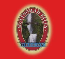 Multnomah Falls Columbia River Gorge Oregon Kids Clothes