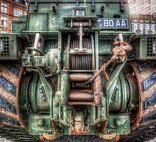 Royal Army Bulldozer by Yhun Suarez