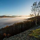 Above Elterwater - Cumbria by David Lewins