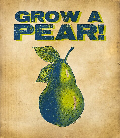 Grow A Pear by Will Ruocco