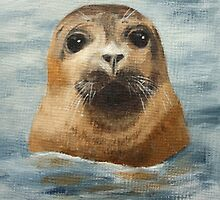 Seal by Lynne  M Kirby BA(Hons)