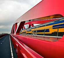 High speed train. by EZeemering