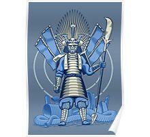 Samurai Nightmare Poster