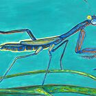 Praying Mantis by Asher Davidson