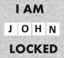 John-Locked. by Si0bhan