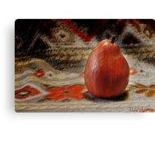 Apple Pear Canvas Print