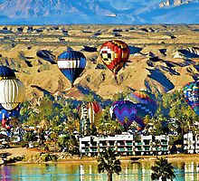 Havasu Balloon Festival by tvlgoddess